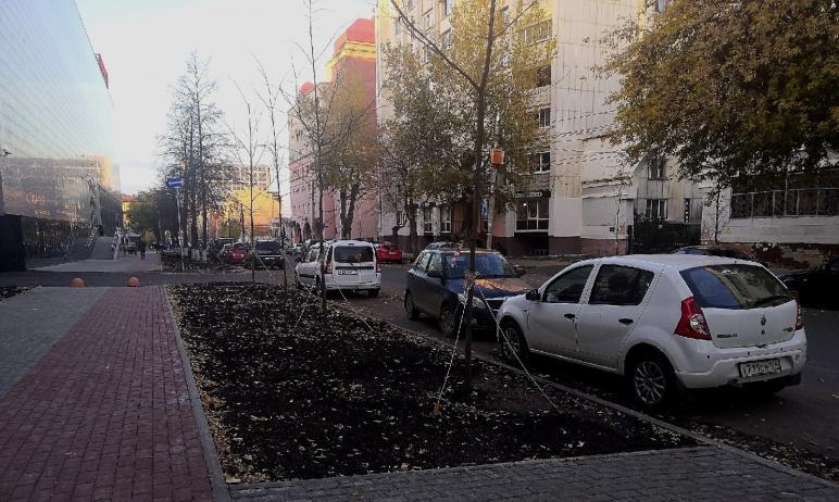 Работы по озеленению в Челябинске закончены, подрядчики устраняют выявленные замечания.