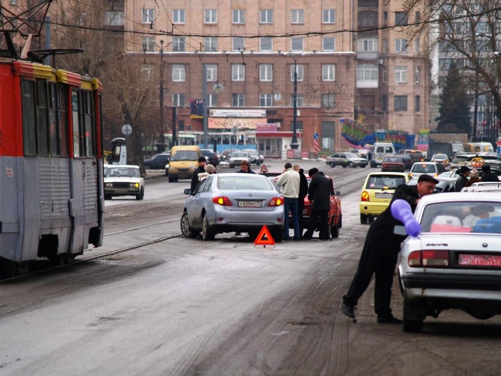 Вчера, 25-го января, в девятом часу утра на улице Мамина, 23 водитель автомобиля «Киа-Спектра» на