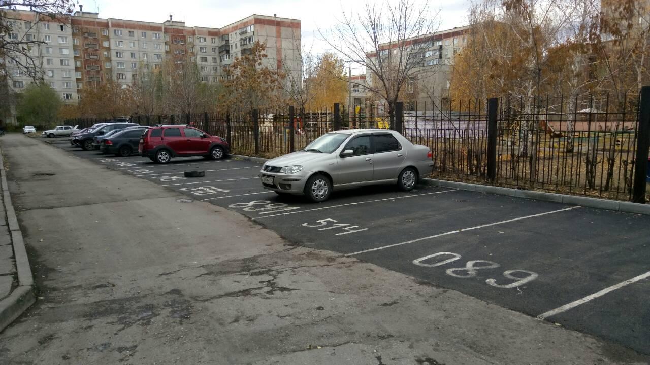 В городе металлургов по проекту «Городская среда», инициированному «Единой Россией» благоустраива