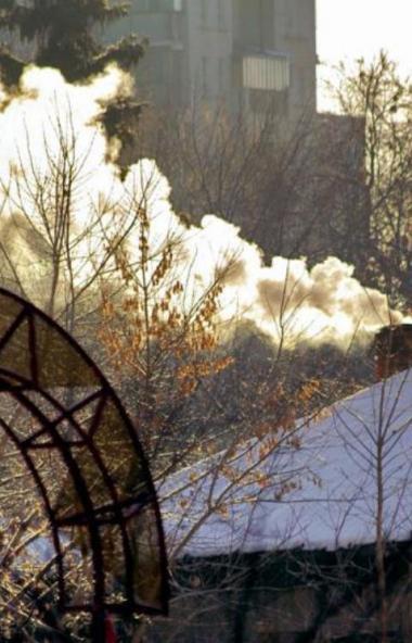 Проект закона о введении для предприятий, превышающих выбросы парниковых газов в атмосферу, отпра