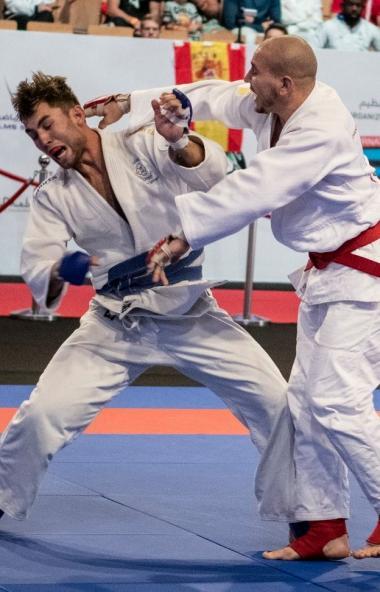 Спортсмен из Челябинска стал призером завершившегося в Абу-Даби (ОАЭ) чемпионата мира по дж