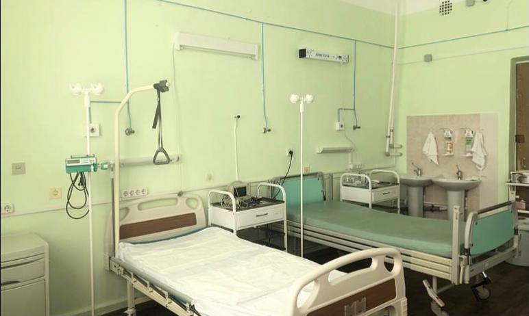 В городской клинической больнице №6 Челябинска открыли палату интенсивной терапии для пациентов с