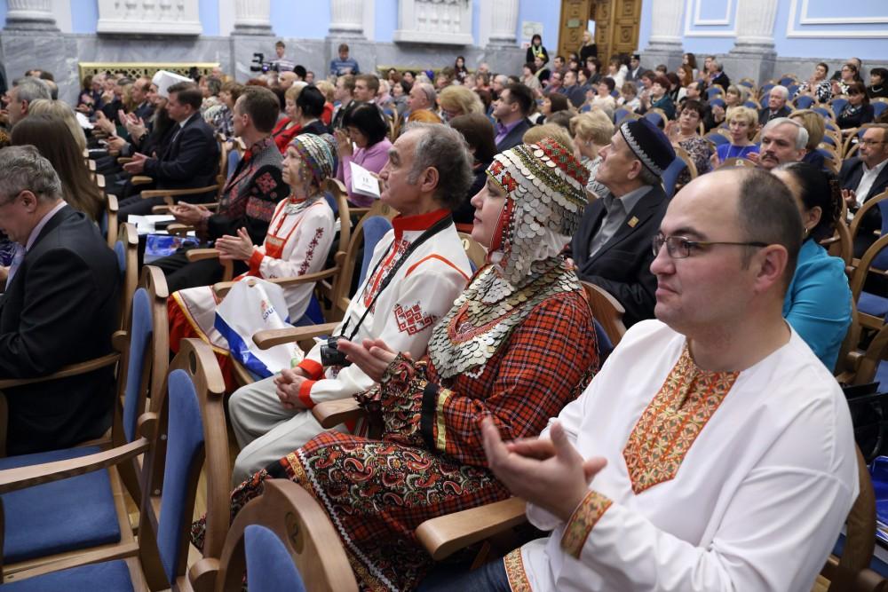 В Челябинске прошел IV съезд народов Южного Урала. В работе съезда принимали участие делега