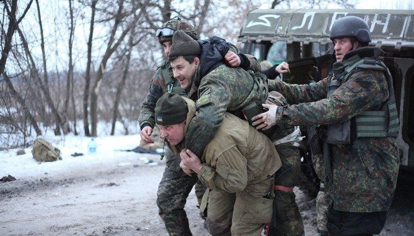 Как стало известно агентству «Урал-пресс-информ» из выступления министра обороны Украины Степана