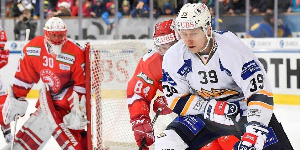 ХК «Металлург» с победы начал свое выступление на Кубке Шпенглера. Одолеть чешский клуб «Оцеларжи