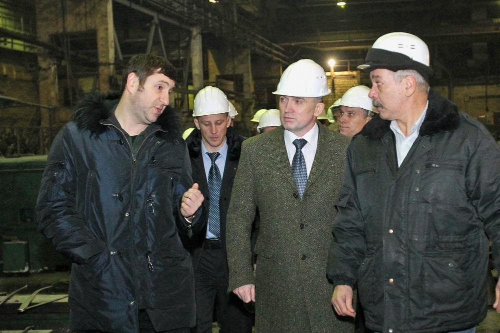 Как сообщили агентству «Урал-пресс-информ» в пресс-службе главы региона, Борис Дубровский уже пос