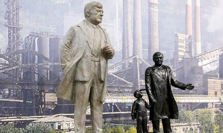 В Магнитогорске (Челябинская область) состоялась презентация новой книги «Ромазан. Памятник челов