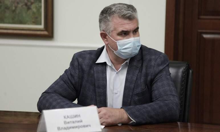 Губернатор Челябинской области Алексей Текслер провел встречу с новым генеральным директором межд