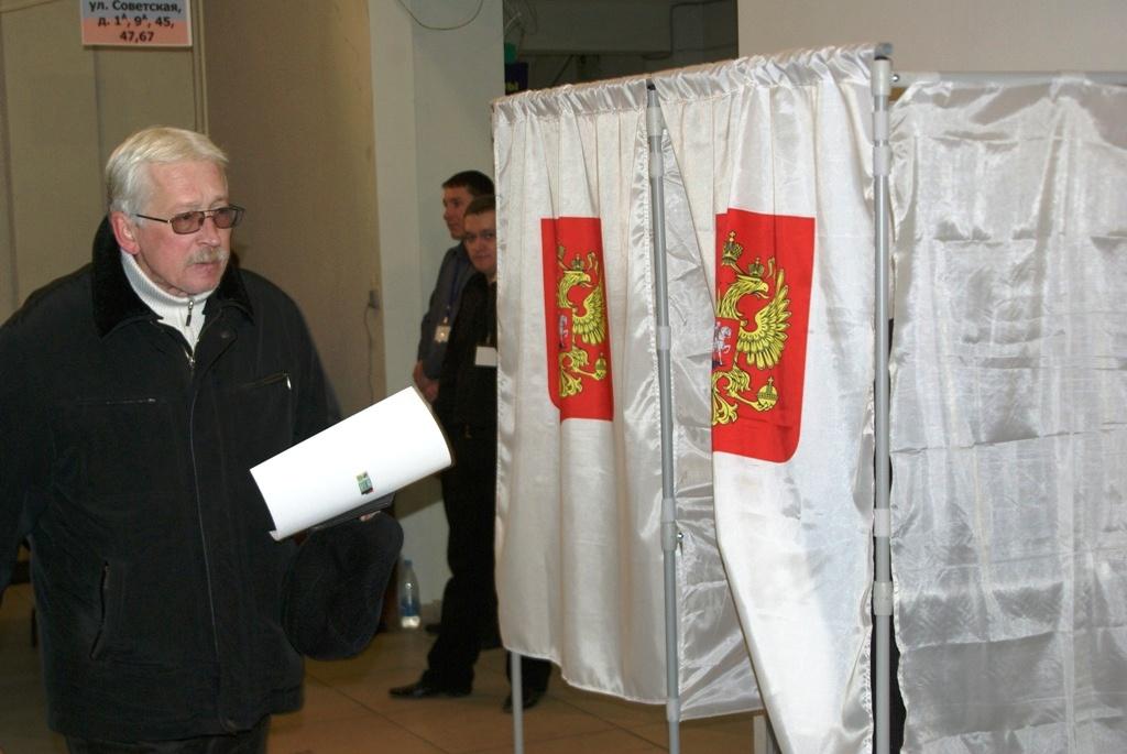 По данным на 18 часов проголосовало более 55% жителей Челябинской области, внесенных в списки изб