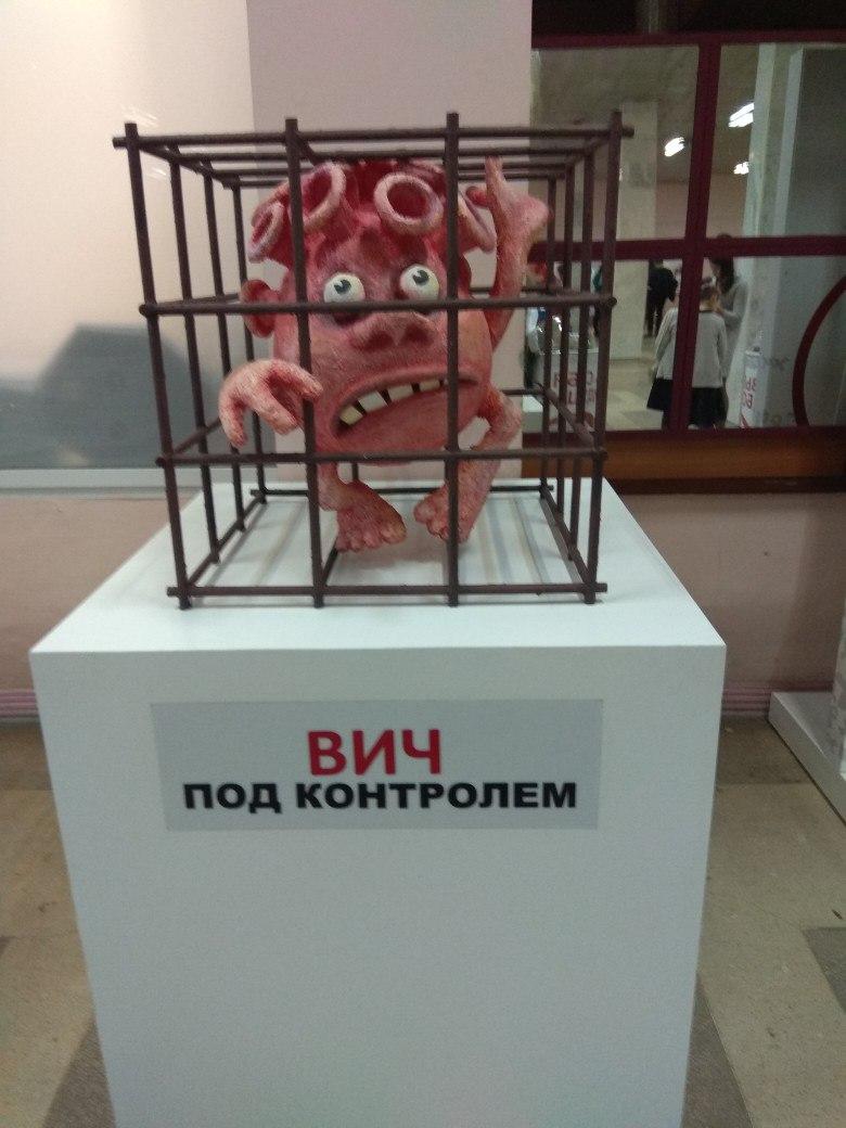 Одна из площадок расположилась в Южно-Уральском государственном медицинском университете в рамках