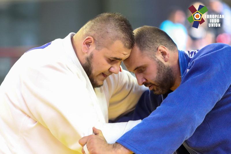 Челябинский спортсмен Сослан Бостанов завоевал «серебро» в открытом Кубке Европы по дзюдо в Мадри