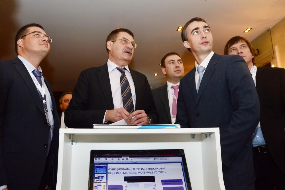 Об этом рассказал министр информационных технологий и связи Антон Шариков на форуме «Информационн