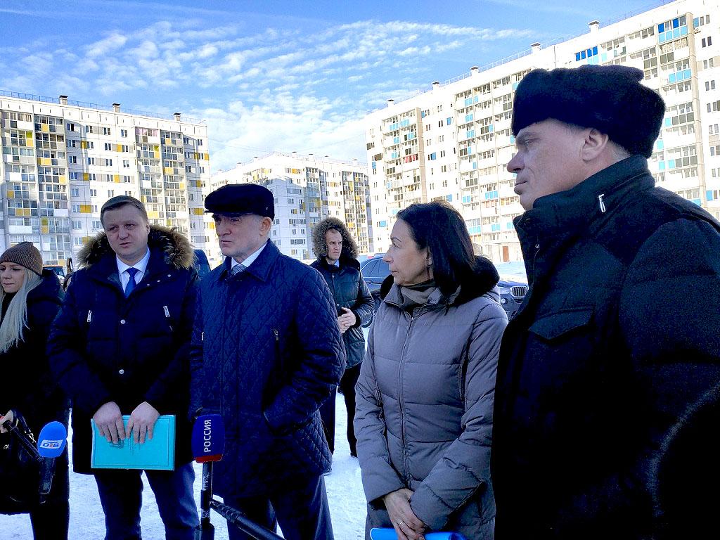 В челябинском поселке Чурилово (Тракторозаводский район), где живет очень много молодых семей с м