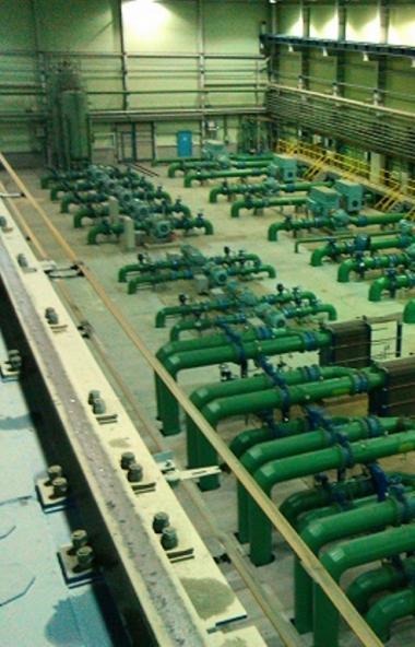 В энергоцехе УГЭ ПАО «ММК» реализуется проект по организации учета затрат.  В цехе, в ра