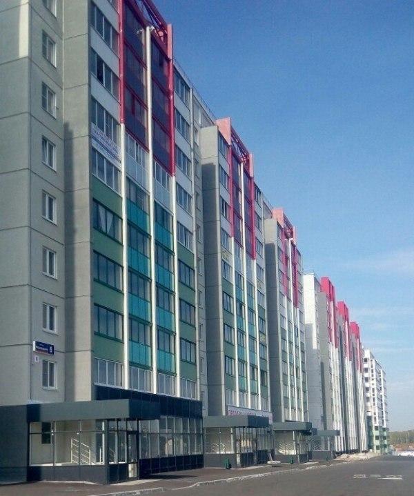 В Челябинской области, несмотря на непростую ситуацию на жилищном рынке строящегося жилья