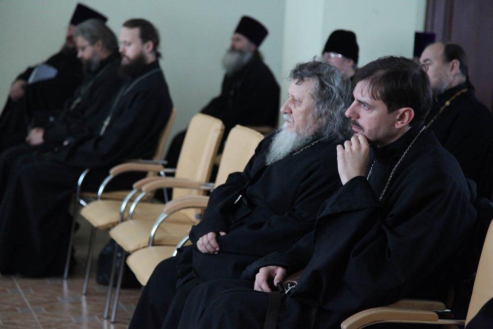 Как сообщили агентству «Урал-пресс-информ» в пресс-службе Челябинской епархии, слушателями курсов