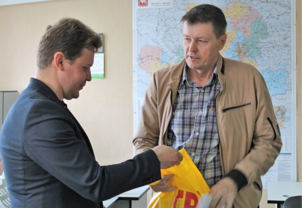 В региональном отделении партии «Справедливая Россия» подвели итоги творческого конкурса, приуроч
