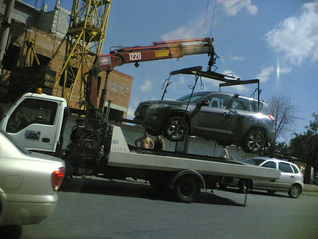 Новая специализированная стоянка Челябинска для эвакуированных автомобилей, открывшаяся 12 июля п