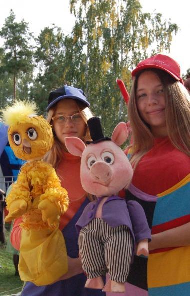 В детском парке Озерска впервые прошёл фестиваль «Старт к успеху». Новый проект, в ко