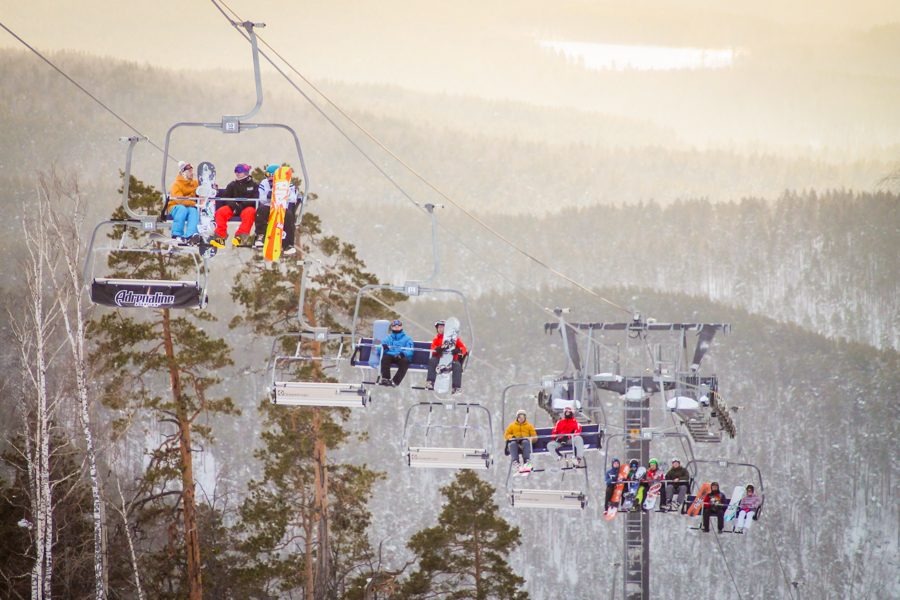 Как сообщили агентству «Урал-пресс-информ» в Евразии, гостей уральского курорта «Евразия» ждет то
