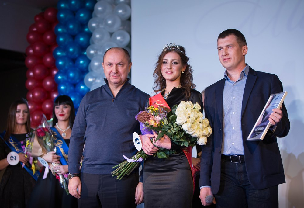Финал конкурса профессионального мастерства и красоты «Мисс Полиция - 2016», приуроченного к праз