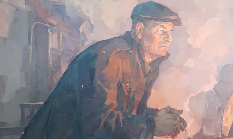 В воскресенье, 18 июля, Челябинский музей искусств открывает выставку работы уральского художника