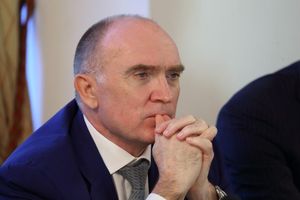 Об этом заявил губернатор Борис Дубровский на встрече с президентом Кыргызстана Алмазбеком Атамба