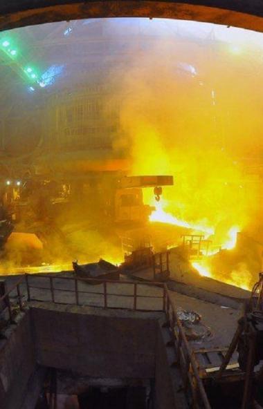 Челябинский металлургический комбинат (ПАО «ЧМК», входит в Группу «Мечел») произвел около тысячи