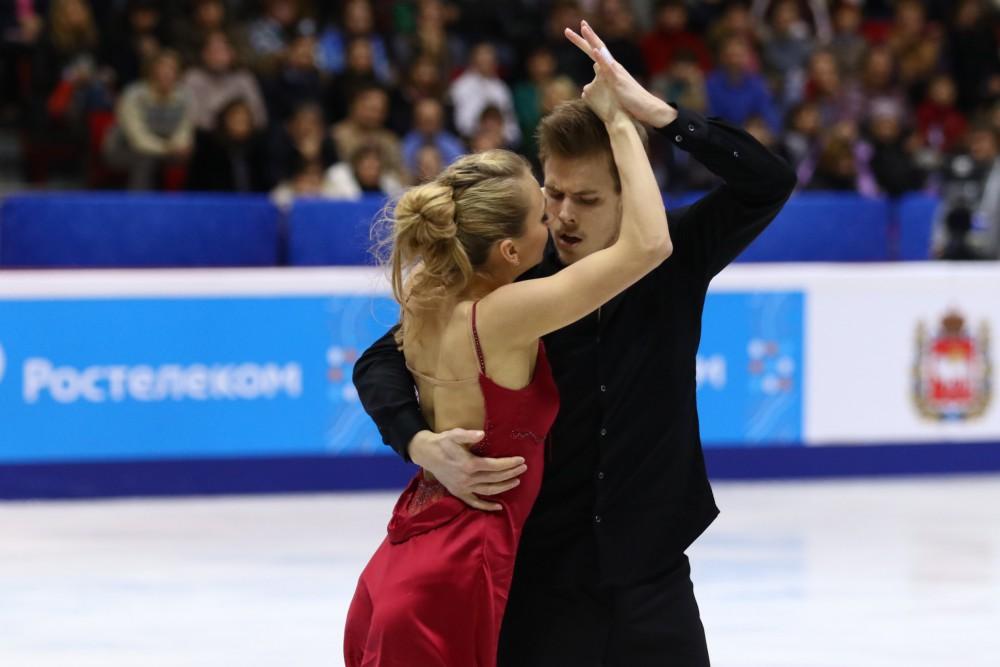 Напомним, Чемпионат России по фигурному катанию проходит в Челябинске в ледовой арене «Трактор».