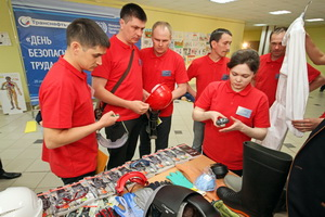 В конкурсе принимали участие 42 представителя из шести филиалов «Транснефть – Урал». Предприятие