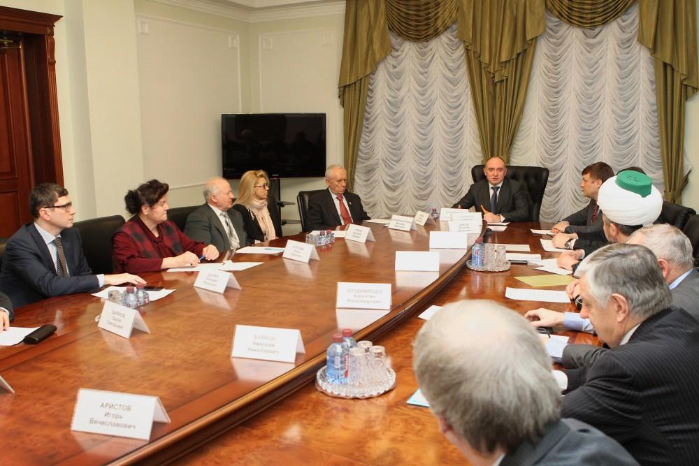 По словам председателя ОП Вячеслава Скворцова, Борис Дубровский проявил большую заинтересованност