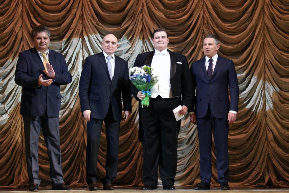 Об этом рассказал председатель попечительского совета театра, акционер Группы ЧТПЗ Андрей Комаров