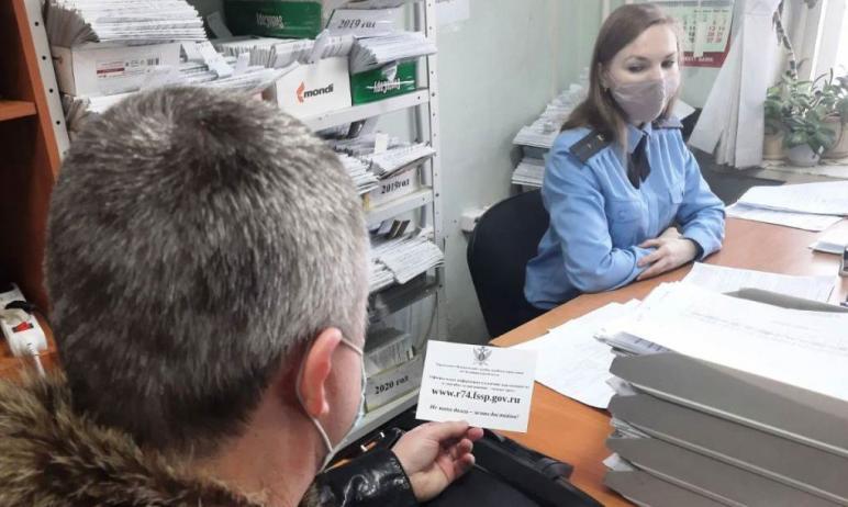 Должник по штрафам ГИБДД из Челябинска сначала сбежал на арестованной машине от судебных приставо