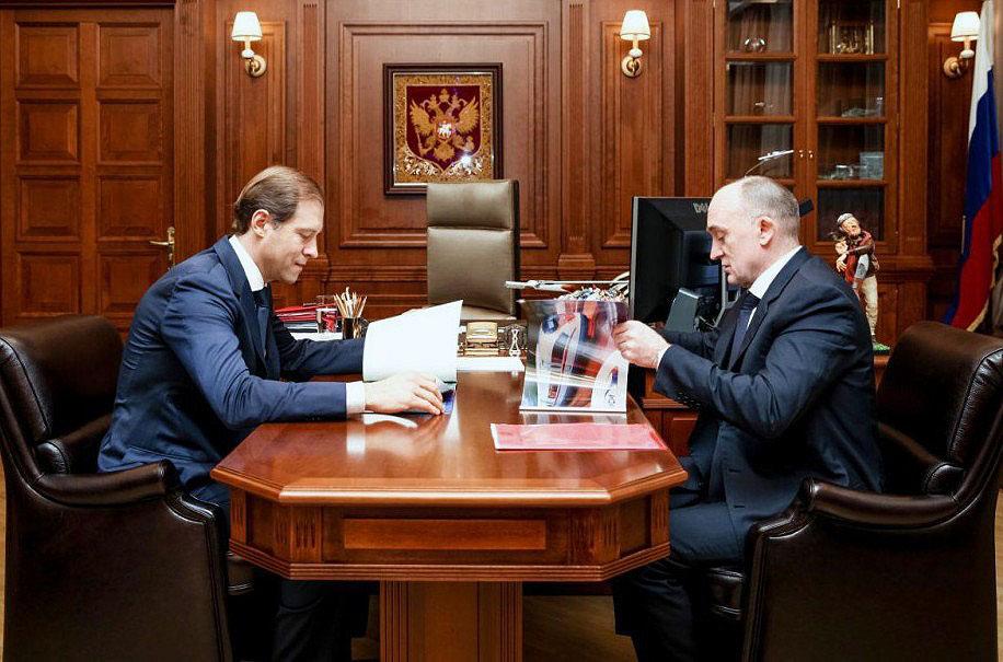 Борис Дубровский отметил, что уральские предприятия готовы покрыть до 80% потребности в материала