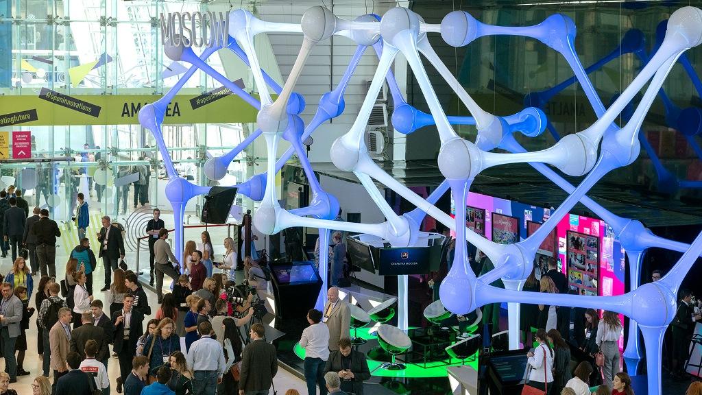 В Инновационном центре «Сколково» состоялся VII ежегодный Московский международный форум «Открыты