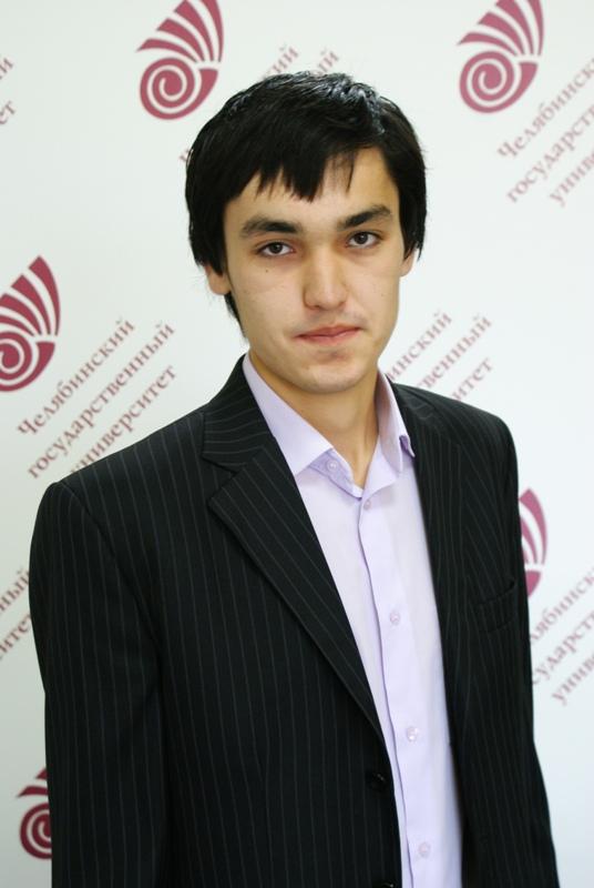 Как сообщили в пресс-службе ЧелГУ, в начале июля Рафаэль Файзуллин, участвовал в смене «Инновации