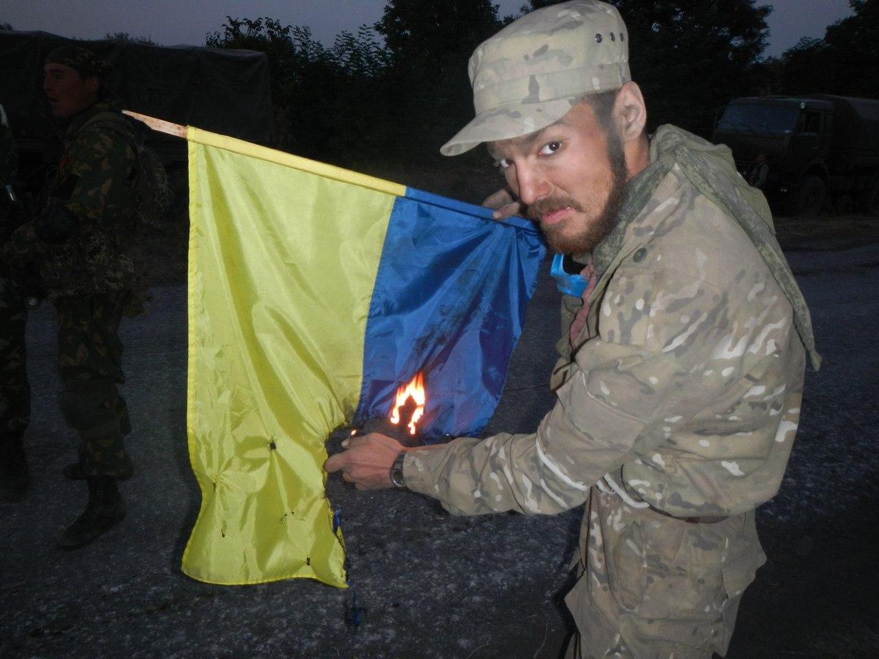 Ополченец-доброволец из Челябинска, командир огневого взвода Дикой Дивизии «Октава», которая вход