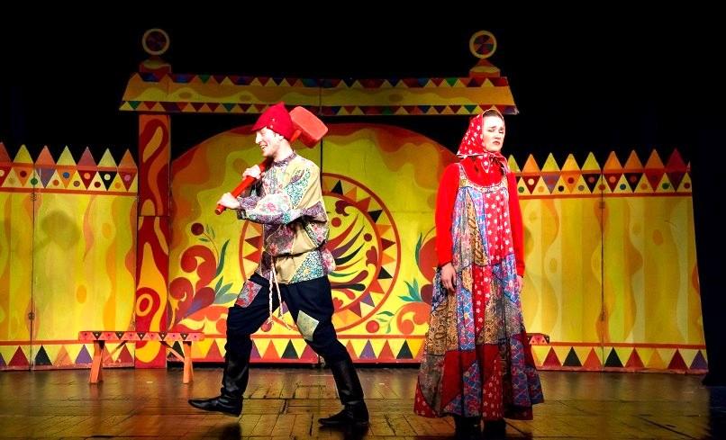 В Сатке артисты театра представят постановку «Лешик и звезда», а в Челябинске дважды покажут «Ска