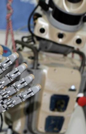 Робот, разработанный АО «НПО «Андроидная техника» из Магнитогорска (Челябинская область), впервые