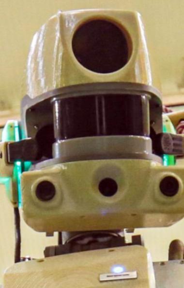 """Разработка магнитогорских роботостроителей """"Федор"""" в ближайшей перспективе может начать общаться"""