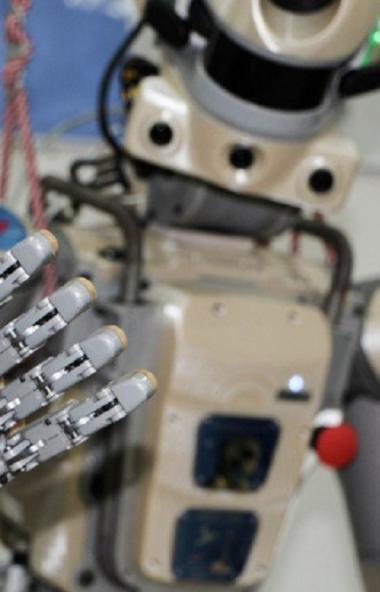 """Стала известна судьба робота """"Федора"""", побывавшего в прошлом году в космосе. В настоящее время он"""