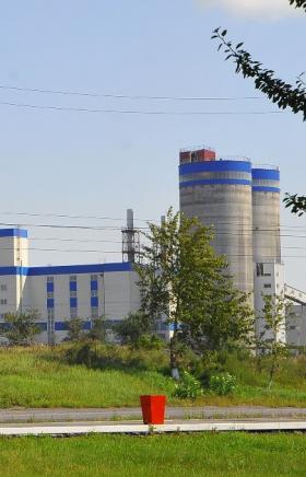 Помольно-смесительный комплекс компании «Мечел-Материалы» (входит в Группу «Мечел») в июле 2019 г
