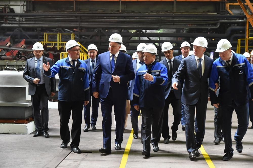 Сегодня, 8 августа, Челябинский металлургический комбинат (ПАО «ЧМК», входит в Группу «Мечел») по