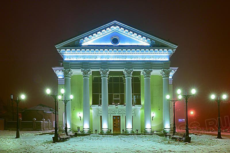 Проект реализует министерство культуры России и Московская государственная филармония. Как