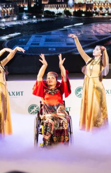 Первого ноября в Челябинске 15-30 состоится открытие конкурса для женщин с ограниченными возможно