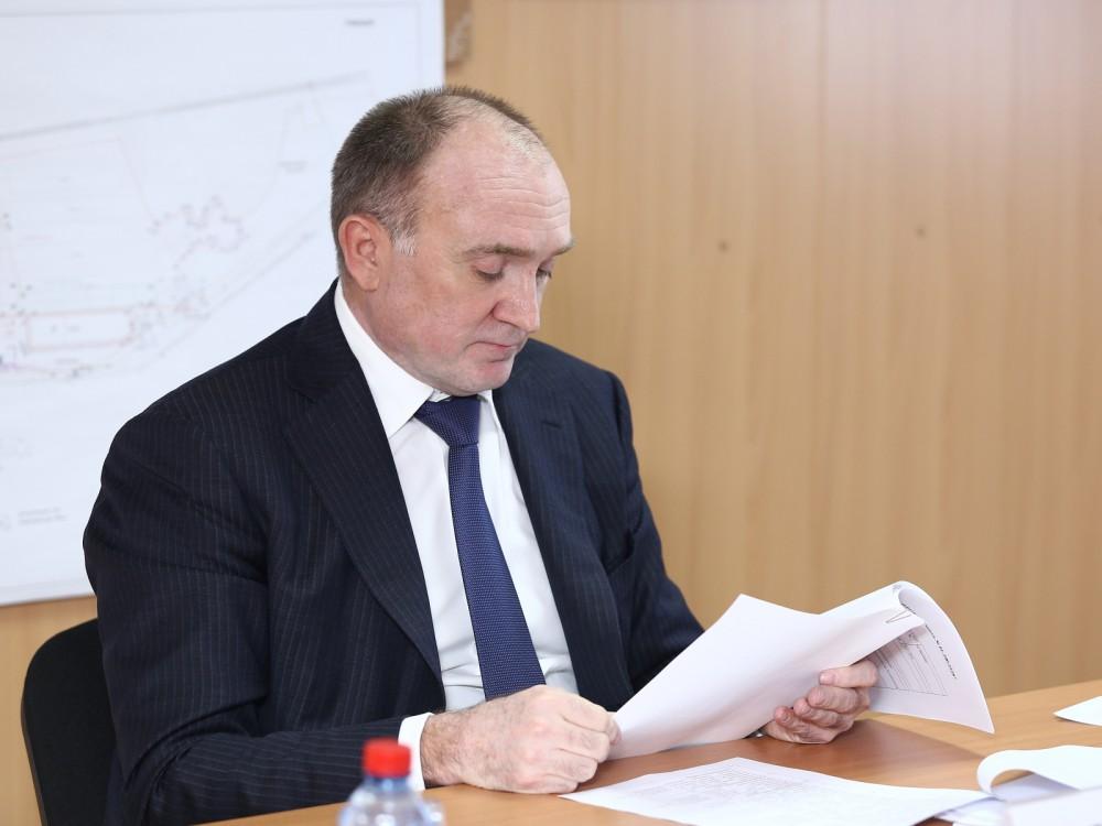 Центральный аппарат ФАС России передал дело, возбужденное в отношении экс-губернатора Челябинской