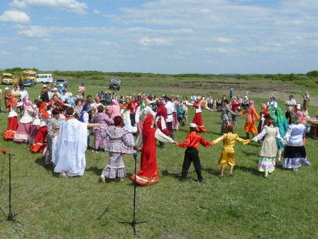 По информации пресс-службы районной администрации, завершение VII областного фестиваля состоится