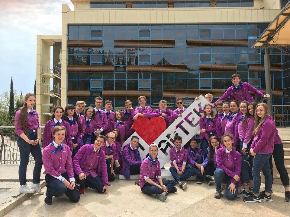 При поддержке Государственного ракетного центра пятеро миасских школьников стали участниками «кос