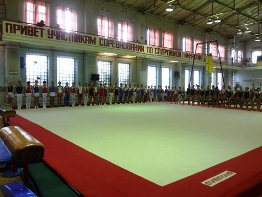Как сообщает минспорта Челябинской области, перед челябинскими любителями спортивной гимнастики в