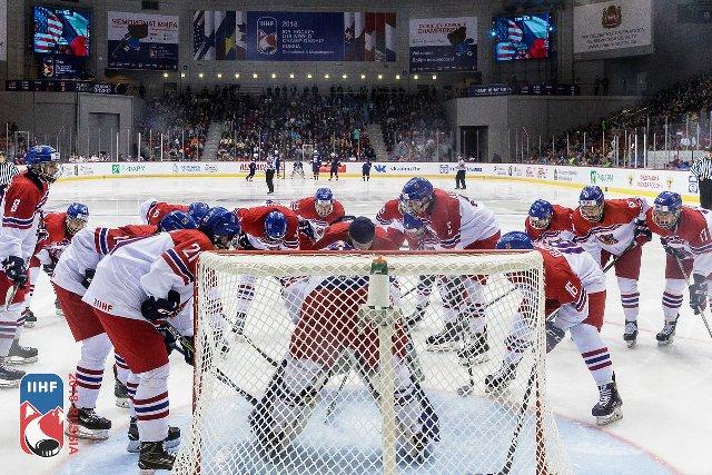 Сегодня, 29 апреля, в Челябинске пройдет финальный день чемпионата мира по хоккею среди юниор